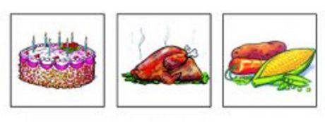 French Basic Food Items Flashcards - image 1 of 1