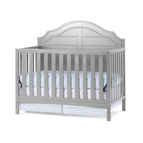 Child craft penelope 4 in 1 convertible crib matte white for Child craft crib reviews