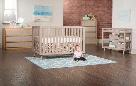 Child Craft Loft Convertible Crib - image 4 of 6
