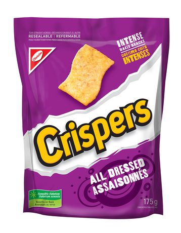 Crispers All Dressed - image 1 of 2