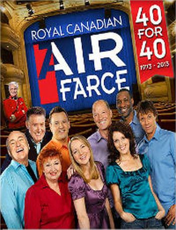 Air farce 40th anniversary dvd english walmart canada for Farce in english
