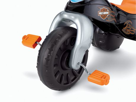 Fisher-Price Harley-Davidson Motorcycles Tough Trike - image 3 of 8