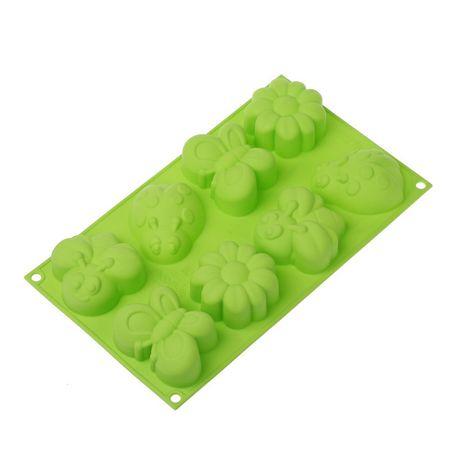 Silikomart Moule silicone platine à gâteau Printemps - image 3 de 6