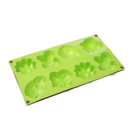 Silikomart Moule silicone platine à gâteau Printemps - image 4 de 6