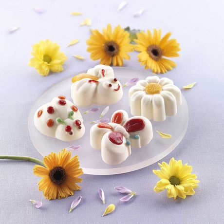 Silikomart Moule silicone platine à gâteau Printemps - image 6 de 6