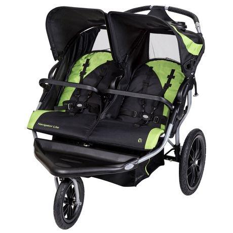 Baby Trend Navigator Lite Double Baby Jogger | Walmart Canada