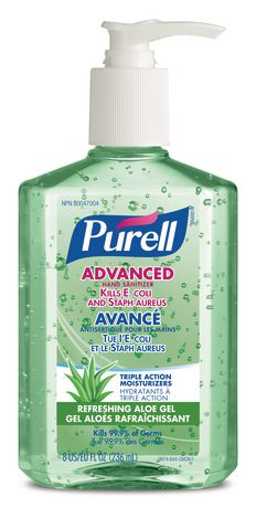 Purell Instant Hand Sanitizer with Aloe - image 1 of 1