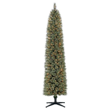 Holiday time 7' Shelton Cashmere Pencil Fir Christmas Tree - image 1 of 1