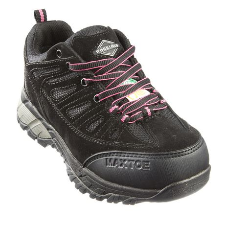 43af38b65fa Workload Women's Chesapeake Steel Toe Safety Shoes