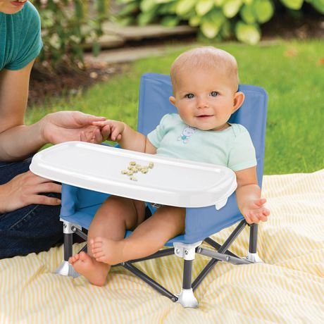 Summer Infant Pop'n Sit Portable Booster - image 6 of 6
