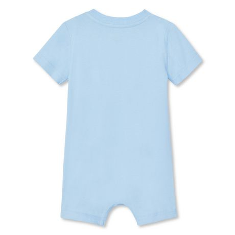 George Baby Boys' Short Romper - image 2 of 2
