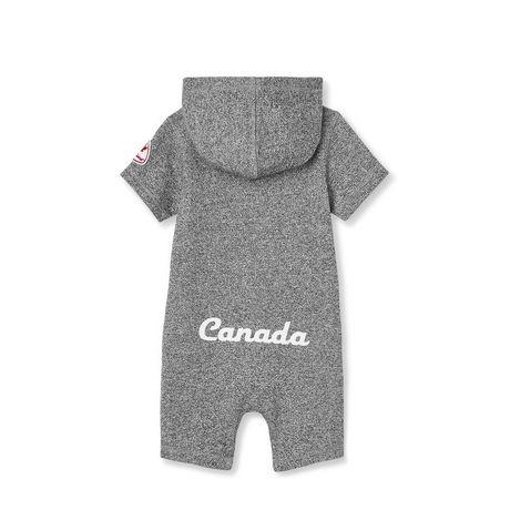 Canadiana Infants' Hood Romper - image 2 of 2