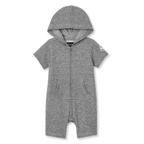 Canadiana Infants' Hood Romper - image 1 of 2