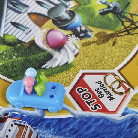 The Game of Life Board Game - image 4 of 6
