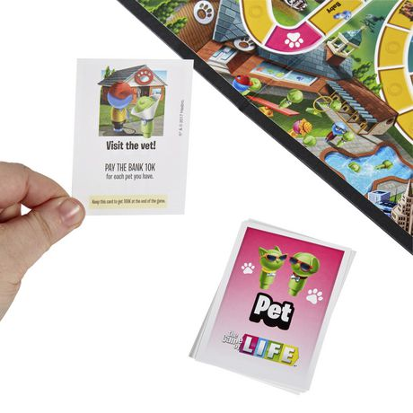 The Game of Life Board Game - image 6 of 6