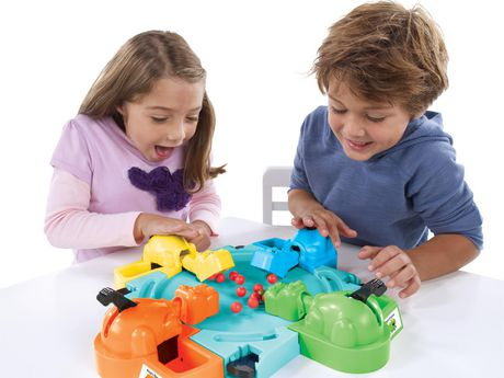 Elefun & Friends Hungry Hungry Hippos Game - image 4 of 4