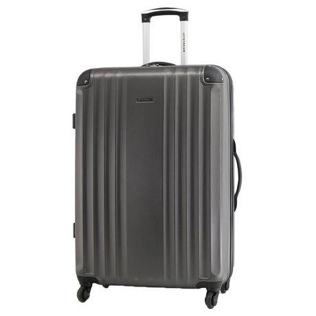 valise rigide sur roulettes canada 70 cm walmart canada. Black Bedroom Furniture Sets. Home Design Ideas