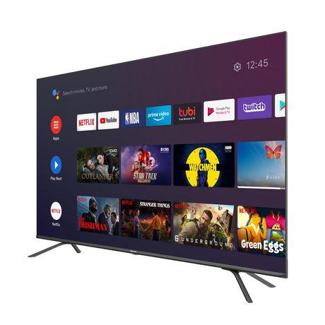 "Hisense 65"" 4K ULED 3840 x 2160 Android TV (65Q7G) - image 2 of 9"
