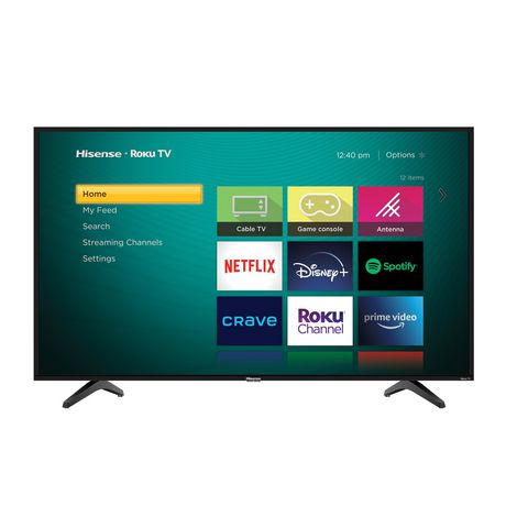 "Hisense 32"" H4 Series Full HD 720p Roku TV (32H4G) - image 2 of 4"