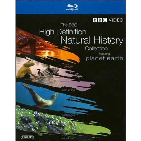 Bbc Natural History Collection Blu Ray
