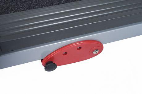 Tapis de course électrique Sunny Health & Fitness avec inclinaison manuelle et fonction de chargement USB - SF-T7860 - image 8 de 9