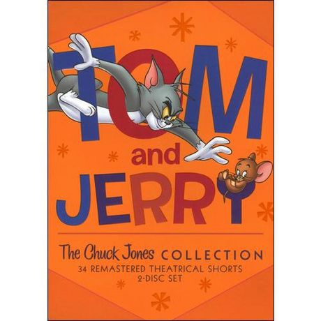 Film Tom And Jerry: The Chuck Jones Collection (2-Disc) - image 1 de 1