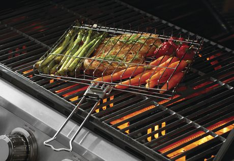 Backyard Grill Barbeque Basket - image 2 of 2