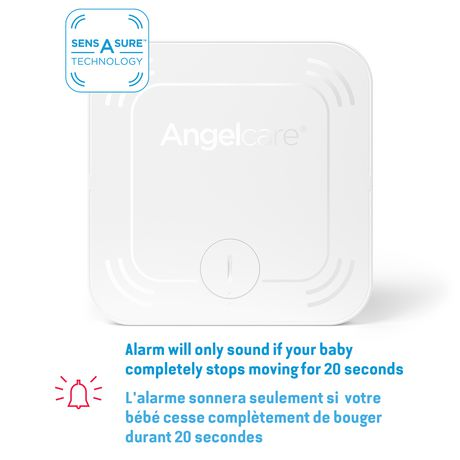 Angelcare AC337 Baby Movement Monitor with Video Baby Products ...
