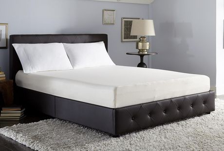 matelas en mousse m moire de 8 po signature sleep memoir walmart canada. Black Bedroom Furniture Sets. Home Design Ideas