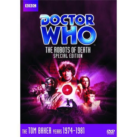 Doctor Who: Episode 90 - The Robots Of Death (Special Edition) - image 1 de 1