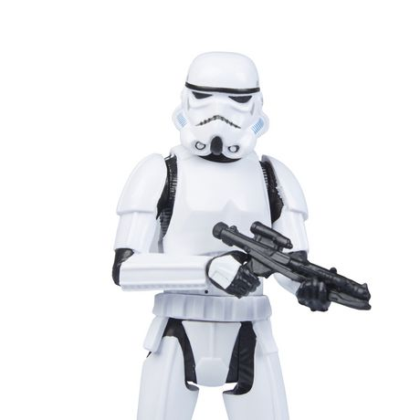 Star Wars Galaxy of Adventures Imperial Stormtrooper Figure and Mini Comic - image 5 of 6