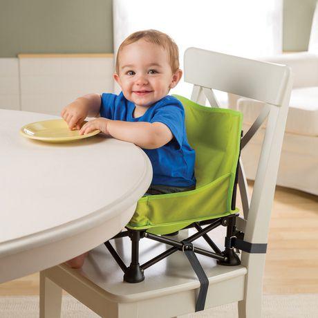 Siège rehausseur portatif Pop 'n Sit de Summer Infant - image 2 de 8