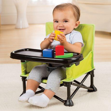 Siège rehausseur portatif Pop 'n Sit de Summer Infant - image 4 de 8