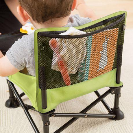 Siège rehausseur portatif Pop 'n Sit de Summer Infant - image 7 de 8