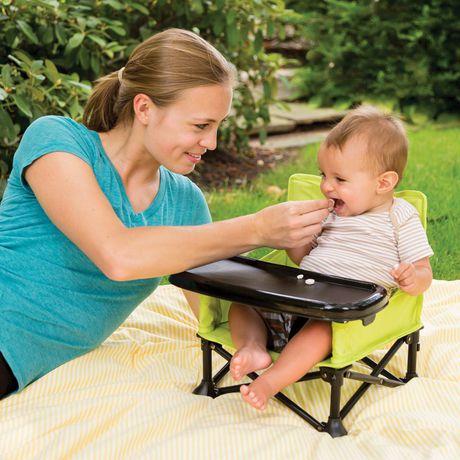 Siège rehausseur portatif Pop 'n Sit de Summer Infant - image 8 de 8