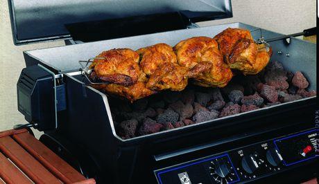 Backyard Grill Universal Rotisserie Kit - image 2 of 2