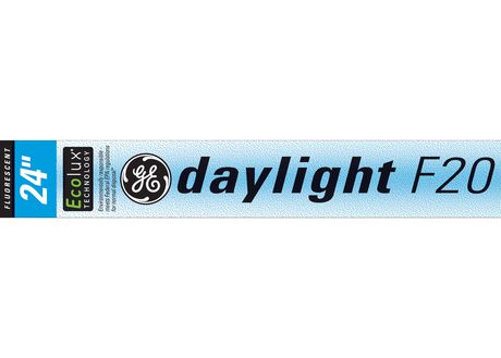 GE Lighting Canada Energy Smart 20 W Daylight Fluorescent Bulbs