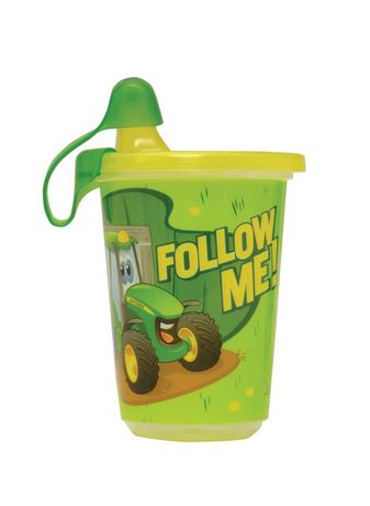 The First Years Take & Toss 10 oz Sippy Cups John Deere - 3 pack - image 1 of 1