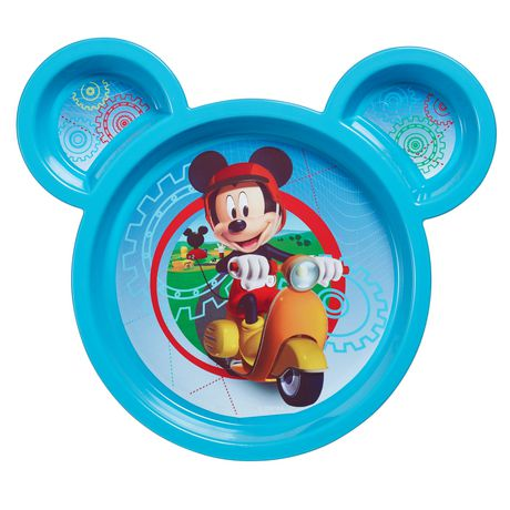 The First Years Disney Plate Mickey Mouse Mouse - image 1 of 1