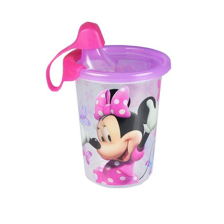 The First Years Take & Toss 10 oz Sippy Cups Minnie Mouse - 3 pack - image 1 of 1