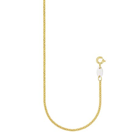 Sono di Oro 10KT Gold Bonded on Silver Necklace - image 1 of 1