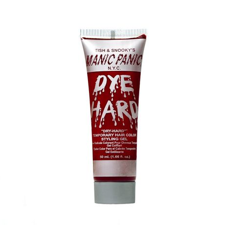 walmart hair styling products 3 pack manic panic dye temporary hair color styling 3635