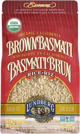 riz brun basmati biologique de californie de lundberg walmart canada. Black Bedroom Furniture Sets. Home Design Ideas