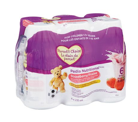 Parent's Choice™ Pedia Nutritional™ Strawberry - image 1 of 2
