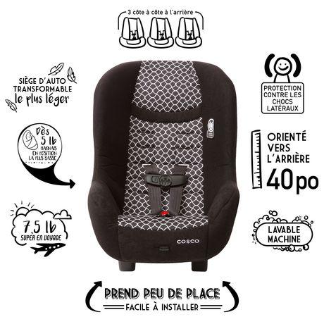 Cosco Juvenile Cosco Scenera Next Convertible Car Seat - Otto