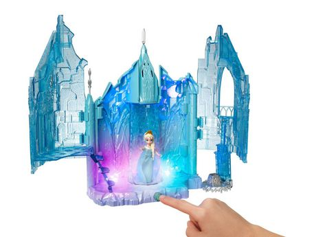 Disney Frozen Small Doll Elsa Castle Walmart Canada