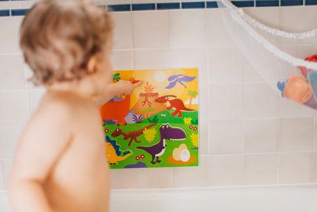 Prince Lionheart Bath Puzzle