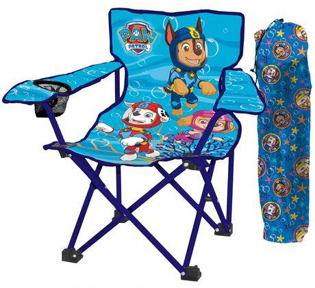 Chaise Pliante Pour Enfant PatPatrouille