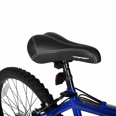 """24"""" Hyper Bicycles Boundry Trail Front Suspension Unisex Steel Frame Mountain Bike Blue - image 3 of 4"""