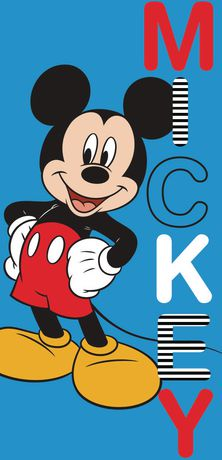 Mickey Beach Towel - image 1 of 1
